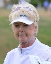 LPGA Golfer Pat Bradley