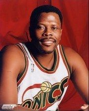 Hall of Fame NBA Centre Patrick Ewing