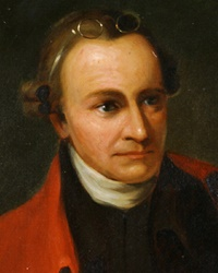 American Revolutionary and Founding Father Patrick Henry