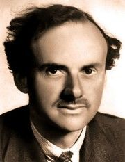 Theoretical Physicist and Nobel Laureat Paul Dirac