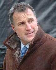 NHL Defenseman Paul Coffey