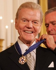 ABC Radio Broadcaster Paul Harvey