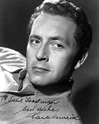 Actor Paul Henreid