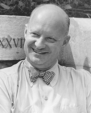 Composer Paul Hindemith