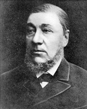3rd President of the South African Republic Paul Kruger