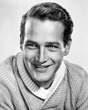 Actor and Entrepreneur Paul Newman