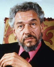 Actor Paul Scofield
