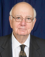 Chairman of the Federal Reserve and Economist Paul Volcker