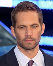 Actor Paul Walker