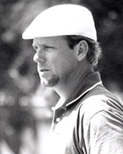 Golfer and Three-Time Major Championship Winner Payne Stewart