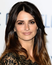 Actress Penélope Cruz