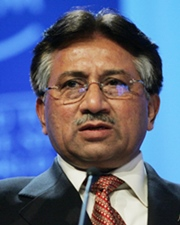 General and 10th President of Pakistan Pervez Musharraf