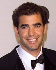 Tennis Player Pete Sampras