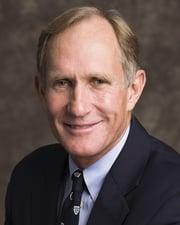 Molecular biologist Peter Agre