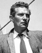 Actor Peter Finch