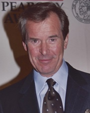 Journalist and T.V. News Anchor Peter Jennings