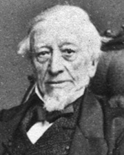 Lexicographer and Inventor Peter Mark Roget