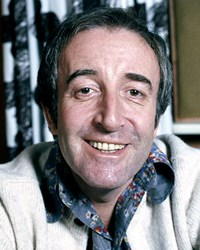 Actor and Comedian Peter Sellers