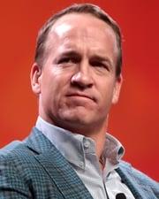 NFL Quarterback Peyton Manning
