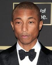 Singer Pharrell Williams