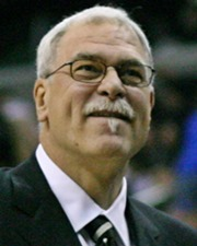 NBA Coach Phil Jackson