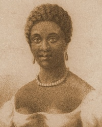 Poet Phillis Wheatley