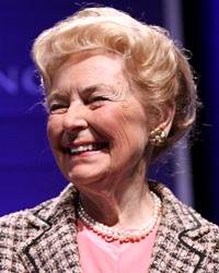 Eagle Forum President Phyllis Schlafly