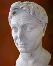 Roman Military and Political Leader Pompey the Great