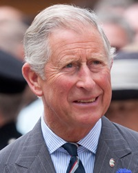 His Royal Highness Prince Charles