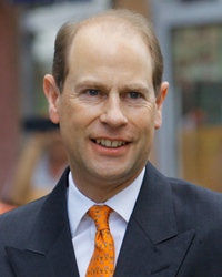 Earl of Wessex Prince Edward