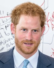 Prince of Wales Prince Harry