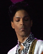 Singer Prince (Rogers Nelson)