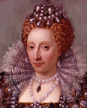 2fd0a97586a Elizabeth I (Queen of England and Ireland) - On This Day