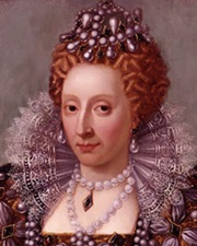 Queen of England and Ireland Elizabeth I