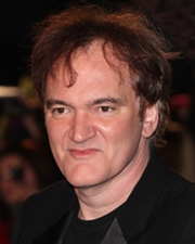 Film Director & Screenwriter Quentin Tarantino