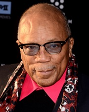 Composer & Singer Quincy Jones Jr