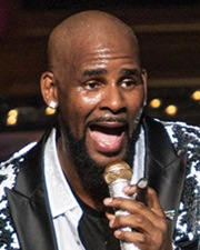 R&B Singer R. Kelly