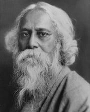 Poet Rabindranath Tagore