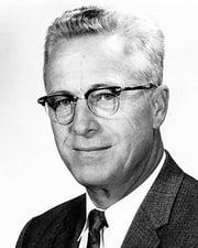 Physicist Raemer Schreiber