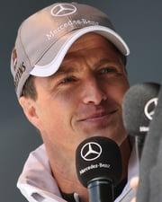 Formula 1 Driver Ralf Schumacher