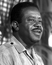 Civil Rights Activist Ralph Abernathy
