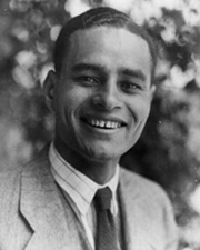 Diplomat and Nobel Laureate Ralph Bunche