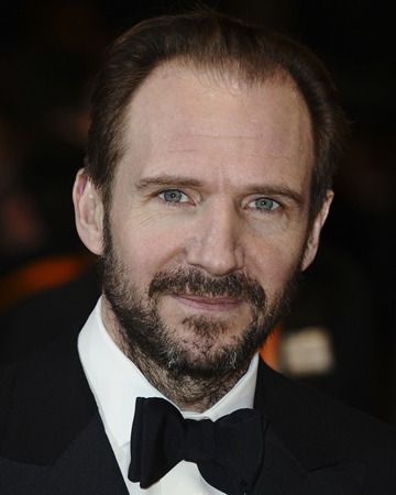 Ralph Fiennes (Actor) - On This Day