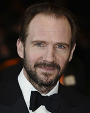 Actor Ralph Fiennes