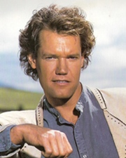 Country Music Singer Randy Travis