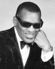 Musician Ray Charles