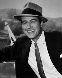 Actor Ray Milland
