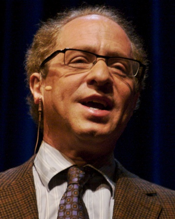 Inventor and Author Ray Kurzweil