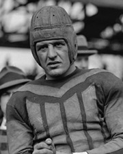 NFL Legend Red Grange