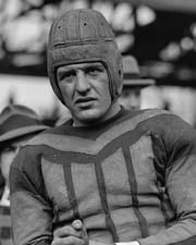 NFL halfback Red Grange